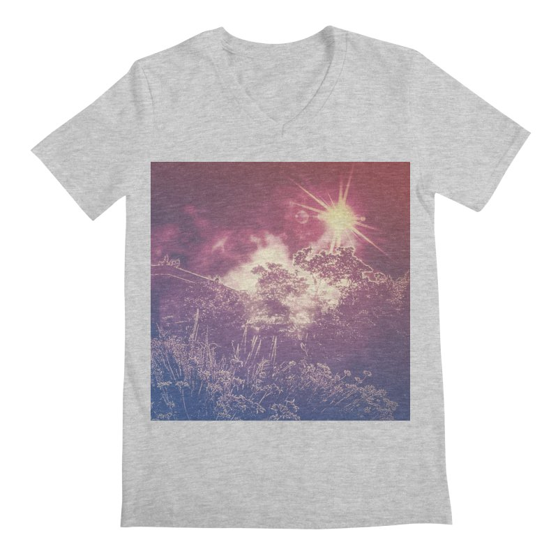 A Star Appears Men's Regular V-Neck by An Authentic Piece