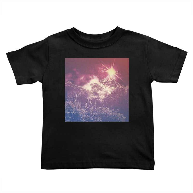 A Star Appears Kids Toddler T-Shirt by An Authentic Piece