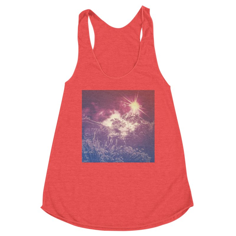 A Star Appears Women's Tank by An Authentic Piece