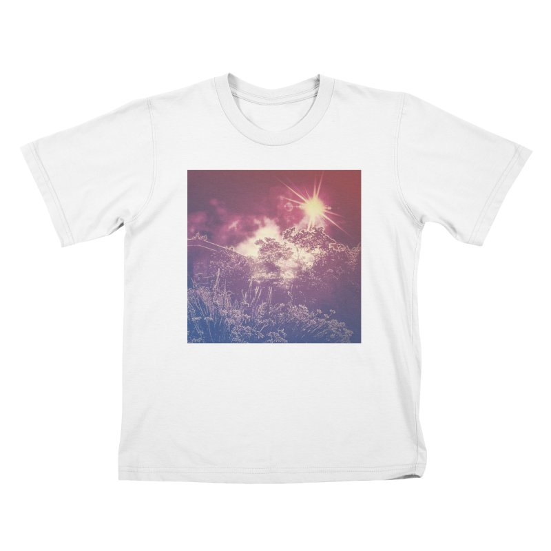 A Star Appears Kids T-Shirt by An Authentic Piece
