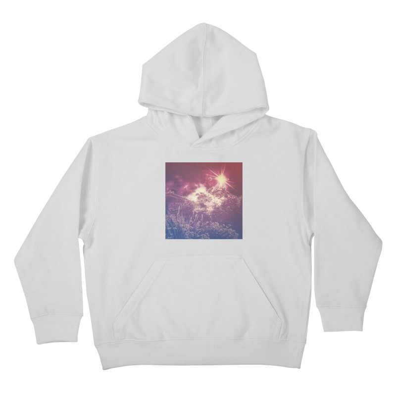 A Star Appears Kids Pullover Hoody by An Authentic Piece