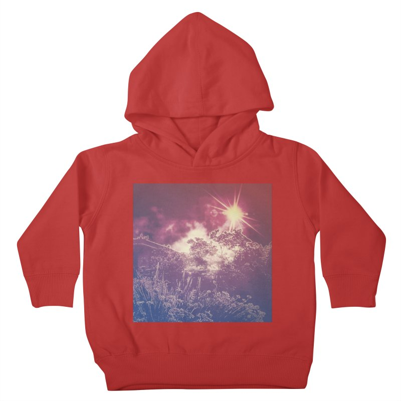 A Star Appears Kids Toddler Pullover Hoody by An Authentic Piece