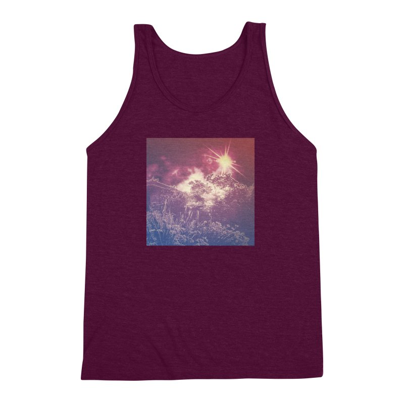 A Star Appears Men's Triblend Tank by An Authentic Piece