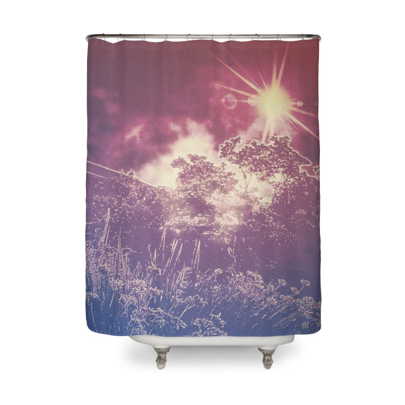 A Star Appears Home Shower Curtain by An Authentic Piece