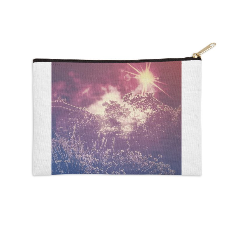 A Star Appears Accessories Zip Pouch by An Authentic Piece