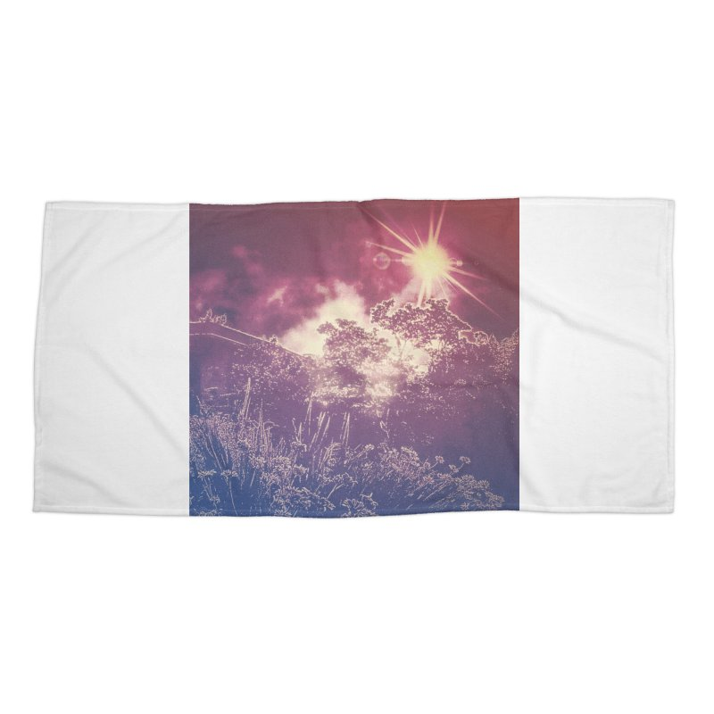 A Star Appears Accessories Beach Towel by An Authentic Piece
