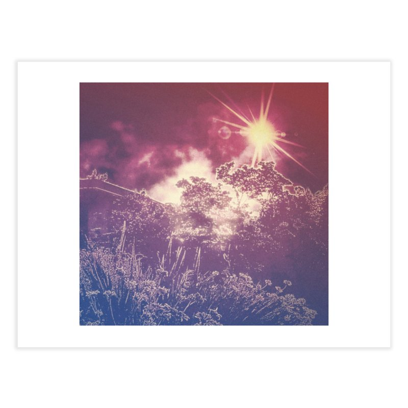 A Star Appears Home Fine Art Print by An Authentic Piece