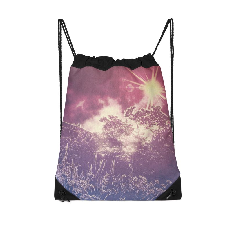 A Star Appears Accessories Drawstring Bag Bag by An Authentic Piece