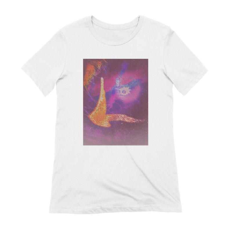 Fire Bird Women's Extra Soft T-Shirt by An Authentic Piece