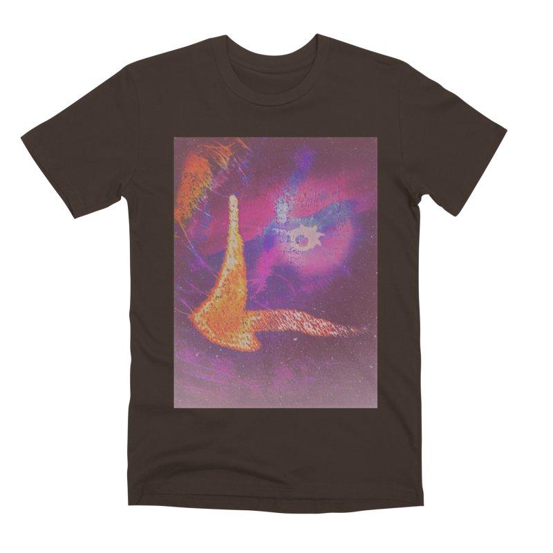 Fire Bird Men's Premium T-Shirt by An Authentic Piece