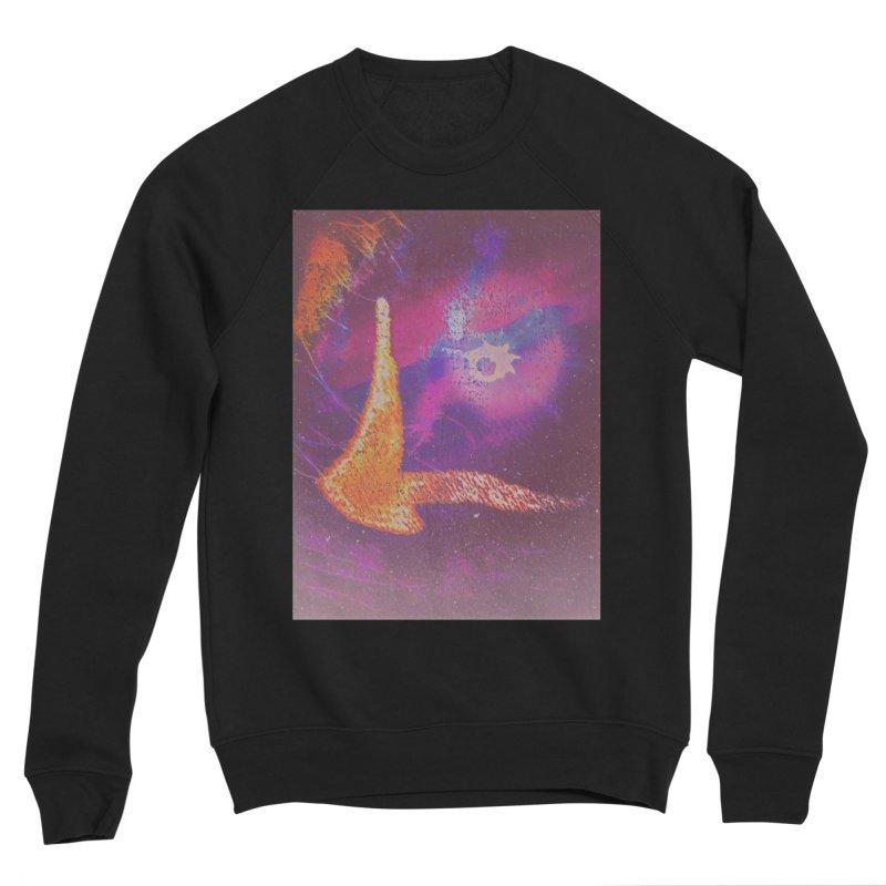 Fire Bird Women's Sponge Fleece Sweatshirt by An Authentic Piece