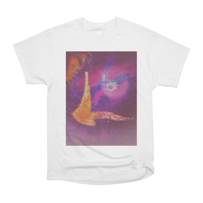 Fire Bird Men's Heavyweight T-Shirt by An Authentic Piece