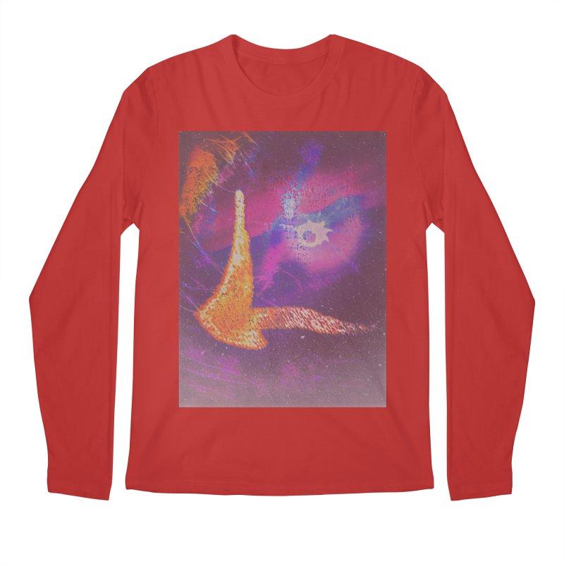 Fire Bird Men's Regular Longsleeve T-Shirt by An Authentic Piece