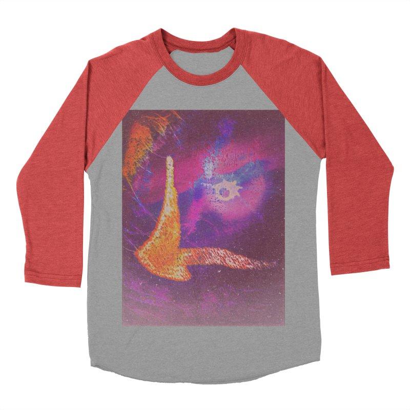 Fire Bird Women's Baseball Triblend Longsleeve T-Shirt by An Authentic Piece