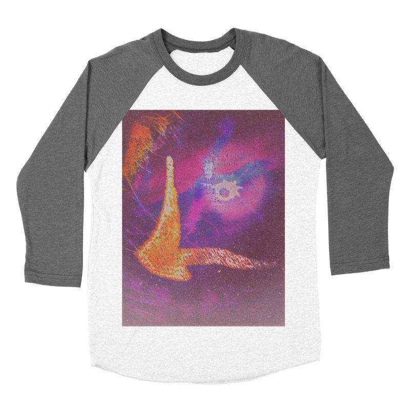 Fire Bird Men's Baseball Triblend Longsleeve T-Shirt by An Authentic Piece
