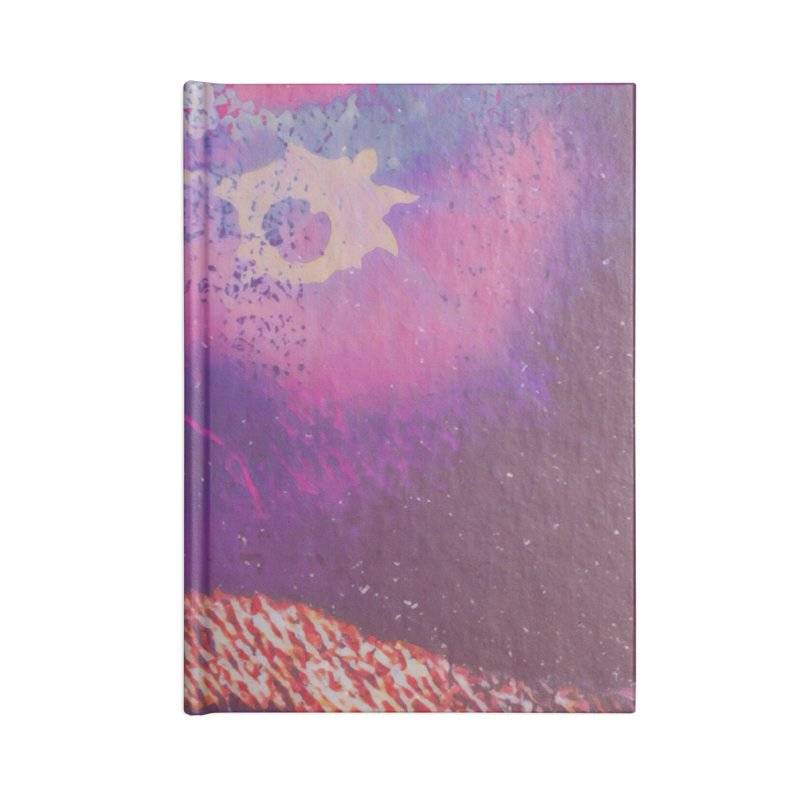 Fire Bird Accessories Notebook by An Authentic Piece