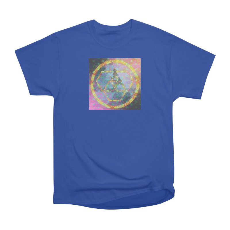 A New Look Women's Heavyweight Unisex T-Shirt by An Authentic Piece