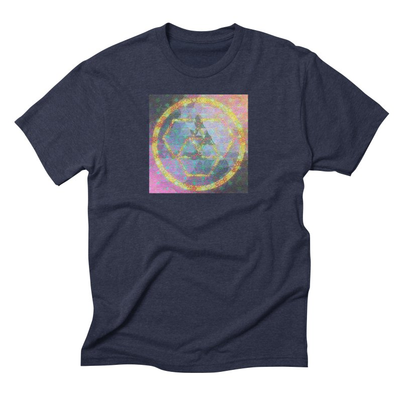 A New Look Men's Triblend T-Shirt by An Authentic Piece