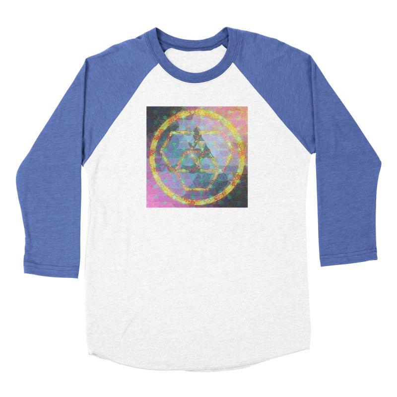 A New Look Women's Baseball Triblend Longsleeve T-Shirt by An Authentic Piece