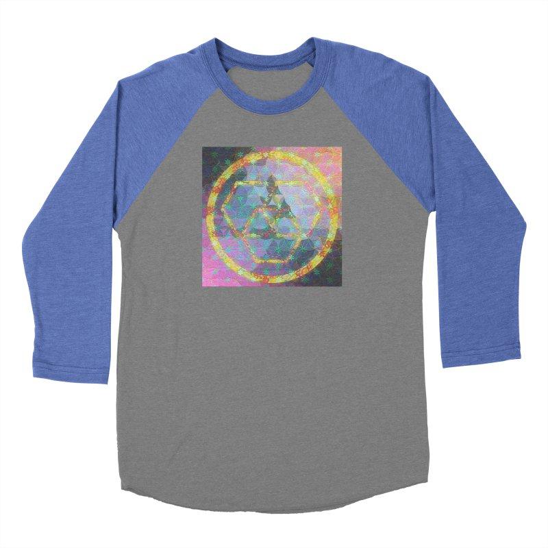 A New Look Men's Baseball Triblend Longsleeve T-Shirt by An Authentic Piece