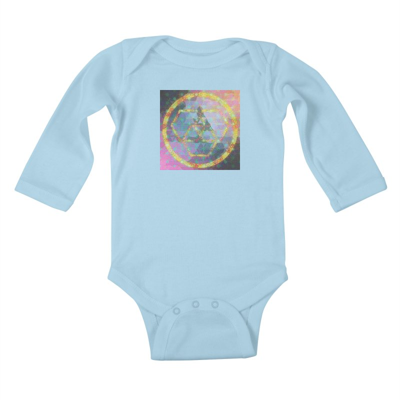 A New Look Kids Baby Longsleeve Bodysuit by An Authentic Piece