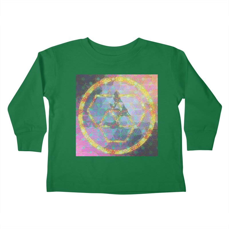 A New Look Kids Toddler Longsleeve T-Shirt by An Authentic Piece