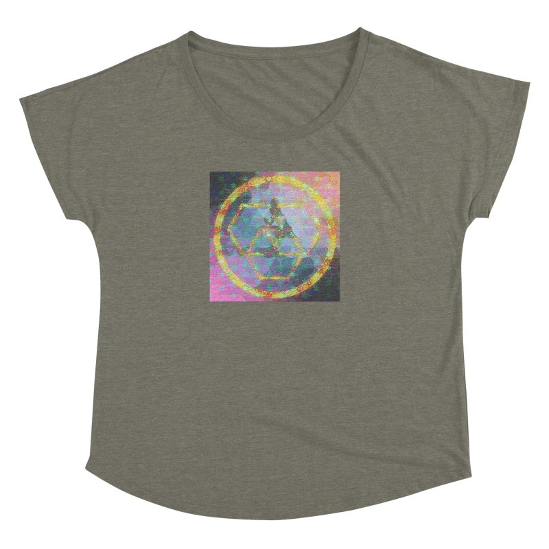 A New Look Women's Dolman Scoop Neck by An Authentic Piece