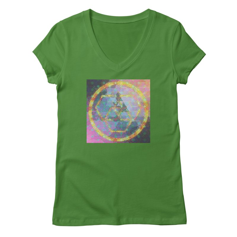 A New Look Women's Regular V-Neck by An Authentic Piece