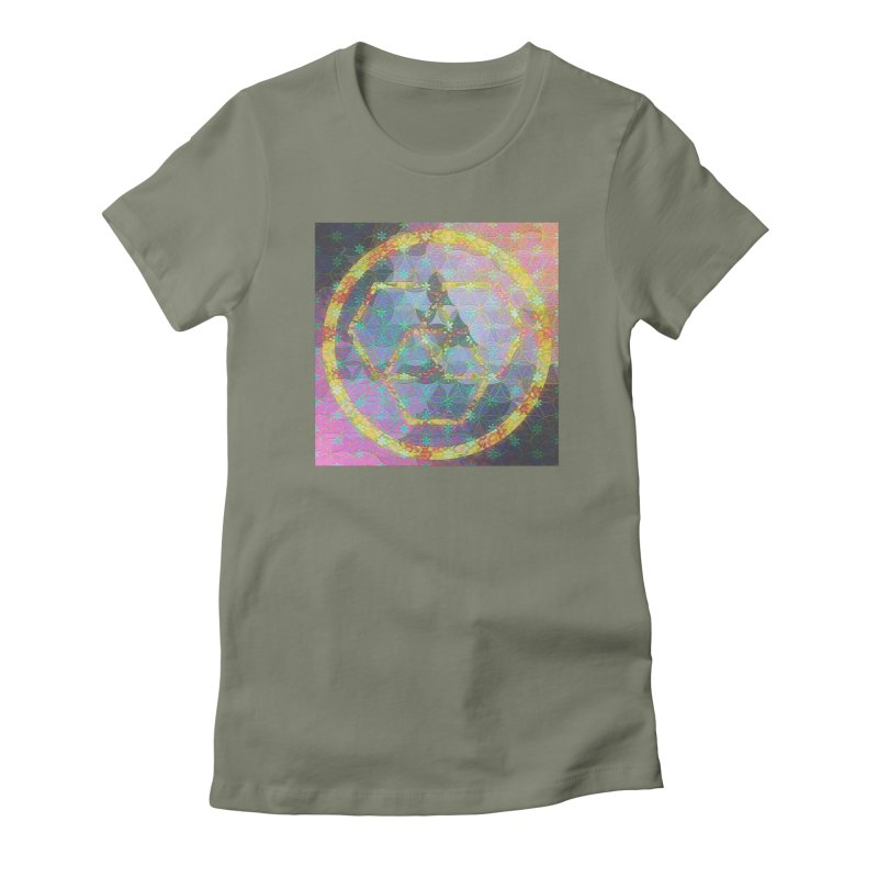 A New Look Women's Fitted T-Shirt by An Authentic Piece