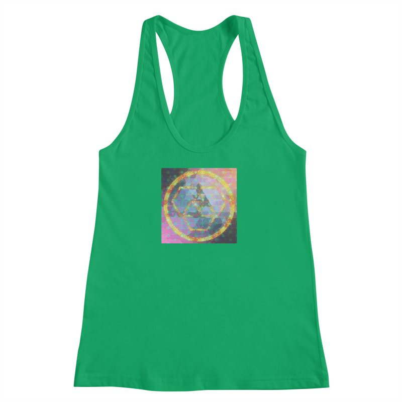 A New Look Women's Racerback Tank by An Authentic Piece