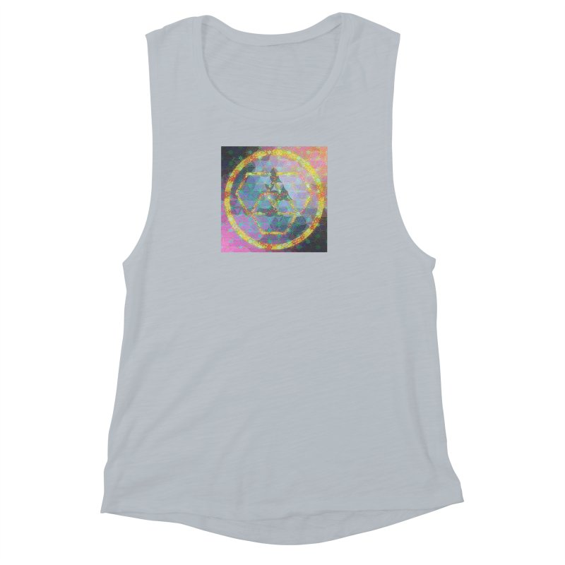 A New Look Women's Muscle Tank by An Authentic Piece