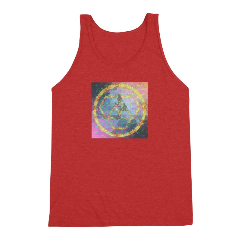 A New Look Men's Triblend Tank by An Authentic Piece