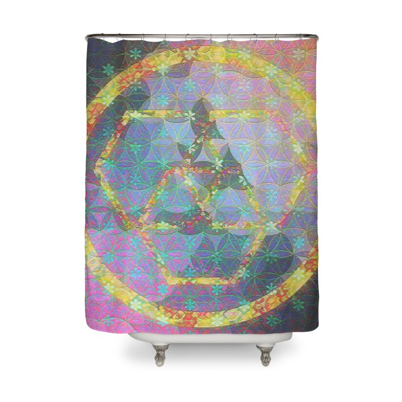 A New Look Home Shower Curtain by An Authentic Piece