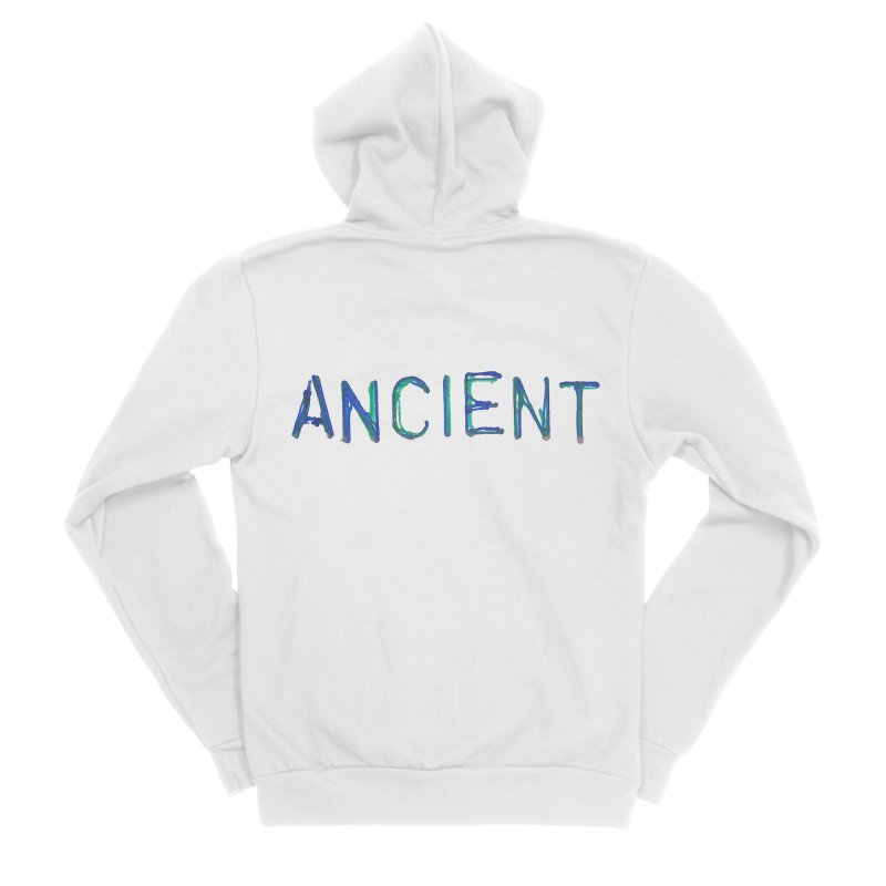 Ancient Champion Ancient Logo Blue Women's Zip-Up Hoody by Dress like an Ancient Champion