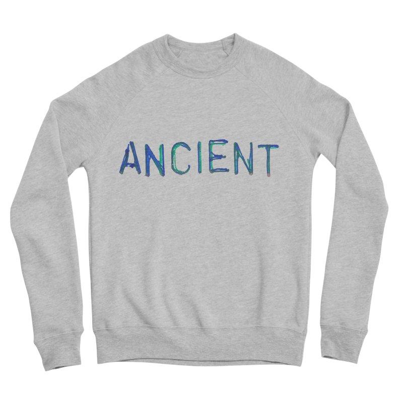 Ancient Champion Ancient Logo Blue Men's Sweatshirt by Dress like an Ancient Champion