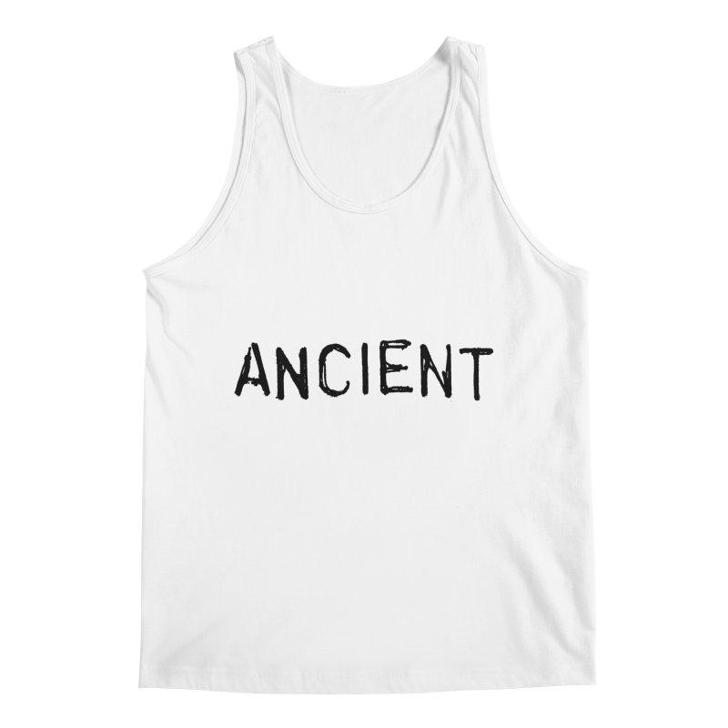 Ancient Champion Ancient Logo Black Men's Tank by Dress like an Ancient Champion