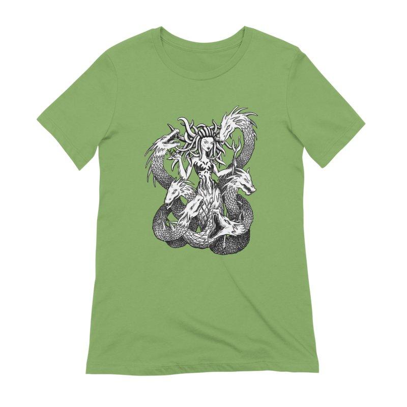 Scylla Women's Extra Soft T-Shirt by Ancient History Encyclopedia