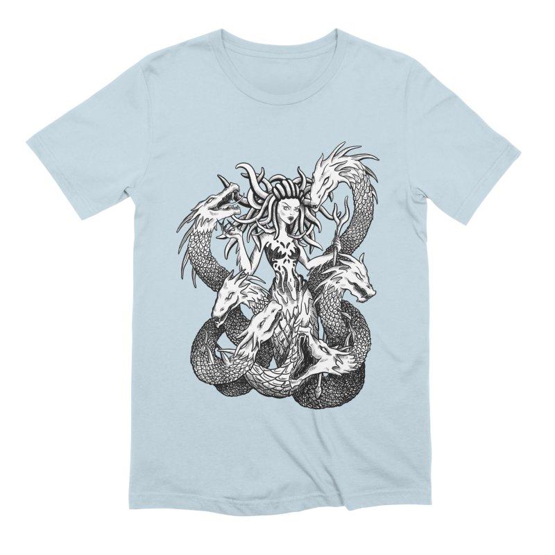 Scylla Men's Extra Soft T-Shirt by Ancient History Encyclopedia