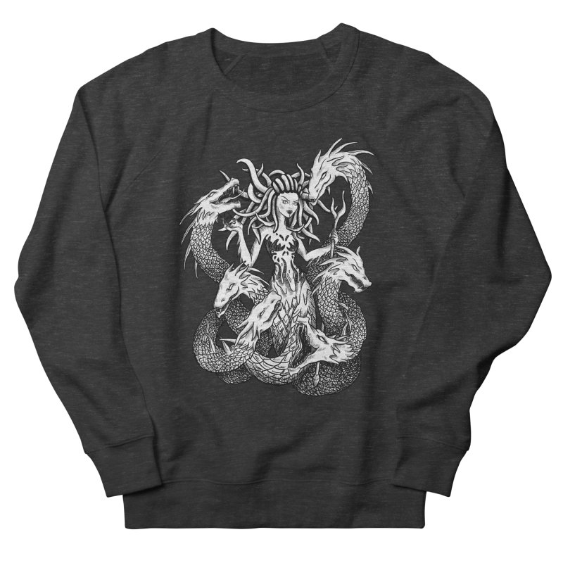 Scylla Women's French Terry Sweatshirt by Ancient History Encyclopedia