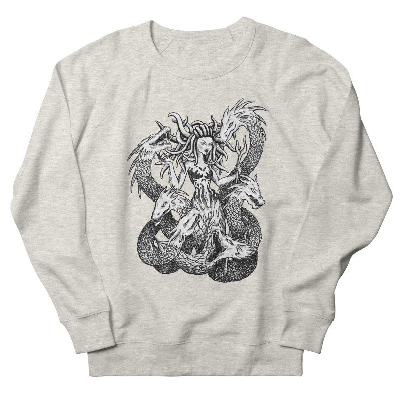 Scylla Men's French Terry Sweatshirt by Ancient History Encyclopedia