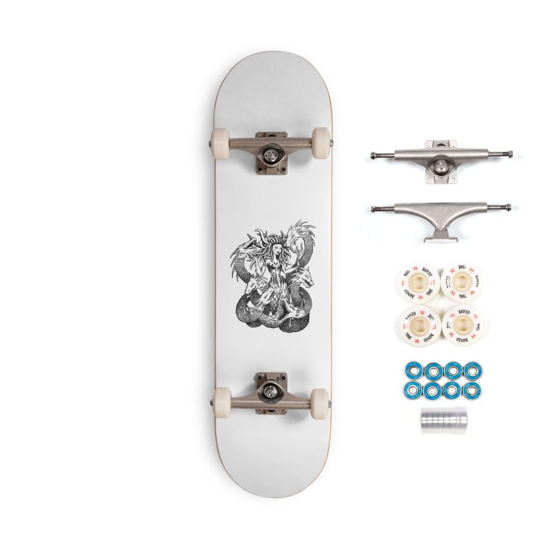 Scylla Accessories Complete - Premium Skateboard by Ancient History Encyclopedia