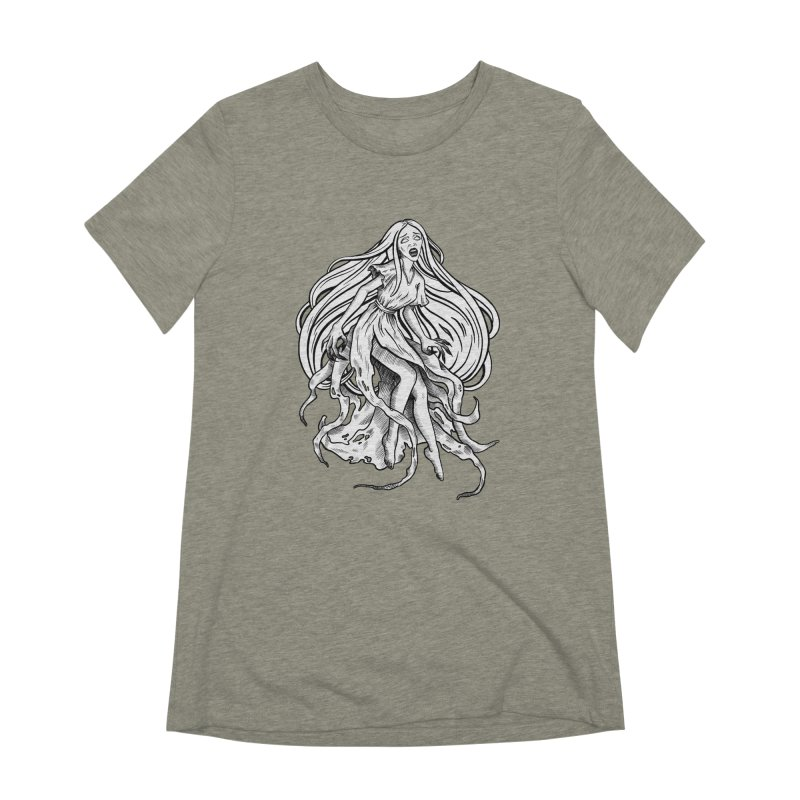 Banshee Women's Extra Soft T-Shirt by Ancient History Encyclopedia