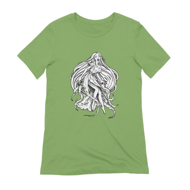 Banshee Women's Extra Soft T-Shirt by Ancient History Encyclopedia