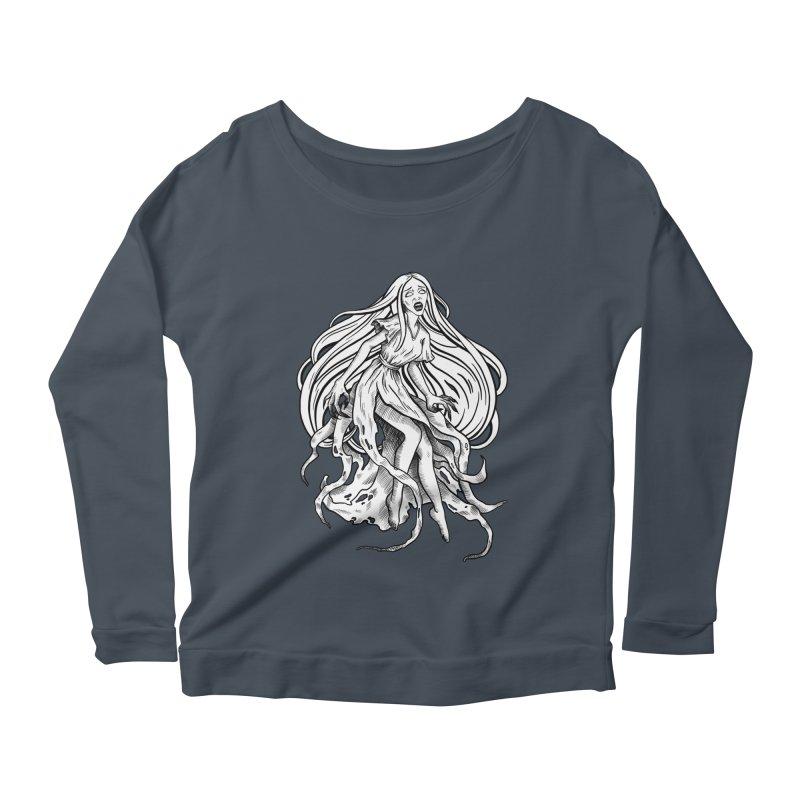 Banshee Women's Scoop Neck Longsleeve T-Shirt by Ancient History Encyclopedia