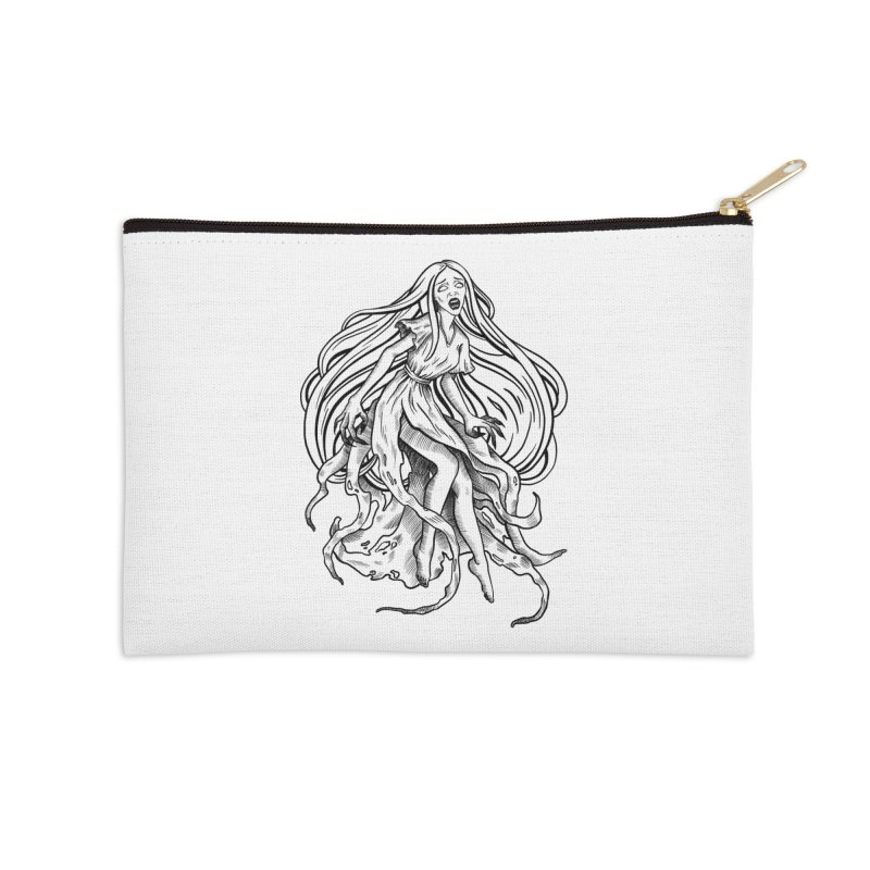 Banshee Accessories Zip Pouch by Ancient History Encyclopedia