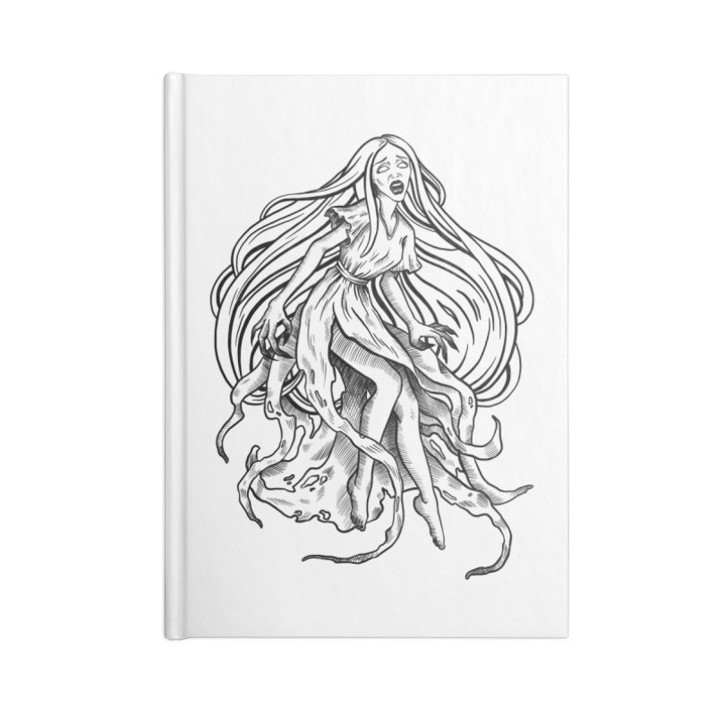 Banshee Accessories Notebook by Ancient History Encyclopedia