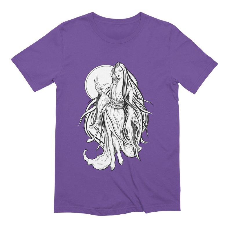 Yuki-Onna Men's T-Shirt by Ancient History Encyclopedia