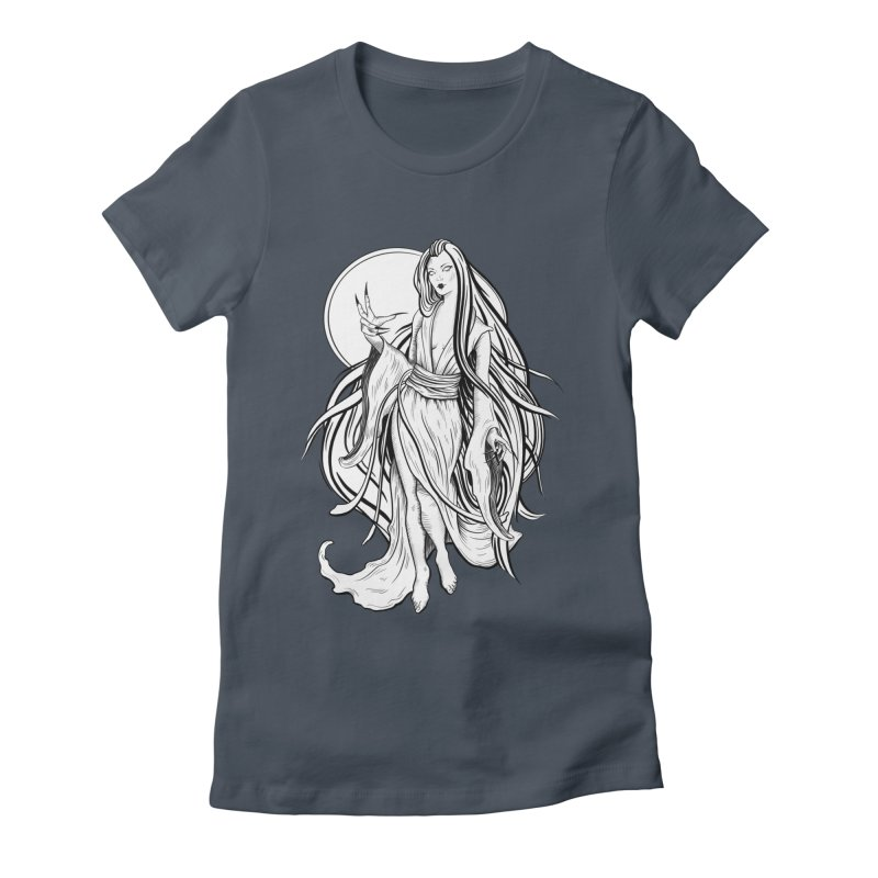 Yuki-Onna Women's T-Shirt by Ancient History Encyclopedia