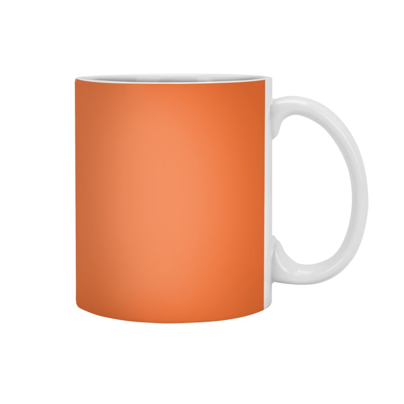 Assyrian Spirit (Deep Carrot Orange) Accessories Mug by Ancient History Encyclopedia