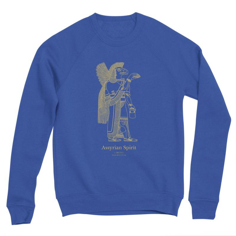 Assyrian Spirit Clothing Men's Sweatshirt by Ancient History Encyclopedia